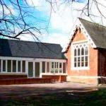 Harlton village hall