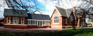 Harlton village hall