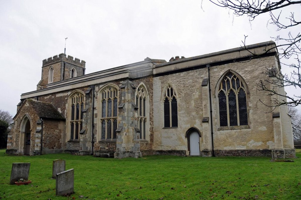 Harlton Church