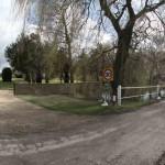 Pond at Washpit Lane