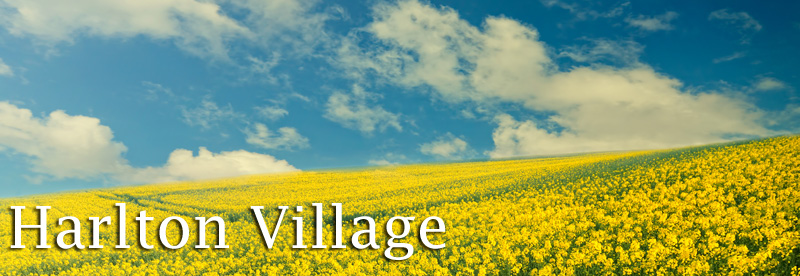 The Harlton village website